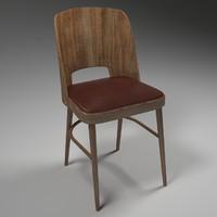 bahouse chair 3d model