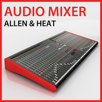 Allen & Heath ZED 436 Audio Mixer DJ