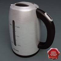 kettle v2 3d model