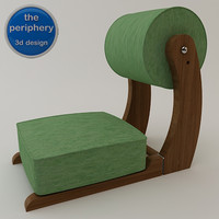 Portable Meditation Chair
