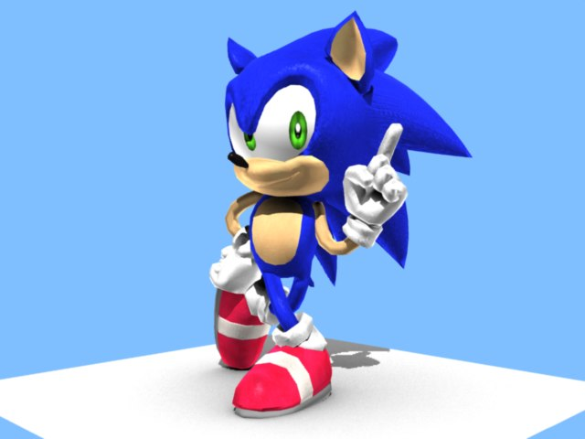 download animated 3d hedgehog - photo #6