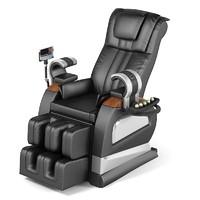 music massage chair 3d model