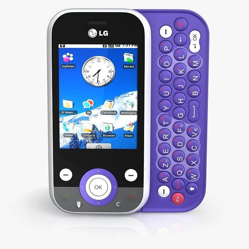 ks 365 lg 3d model