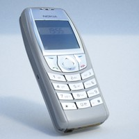 Mobile phone - Nokia 6610