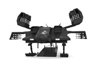 space apc 3d model
