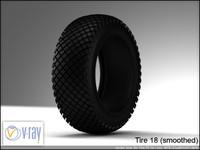 tire 18 3d model