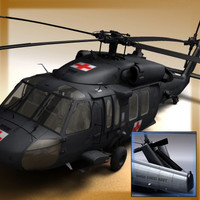 UH 60 Blackhawk Military Helicopter(1)