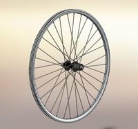 Mountain Bike Wheel Rear