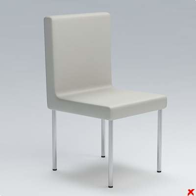 free dxf mode chair