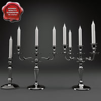 Candlesticks Collection