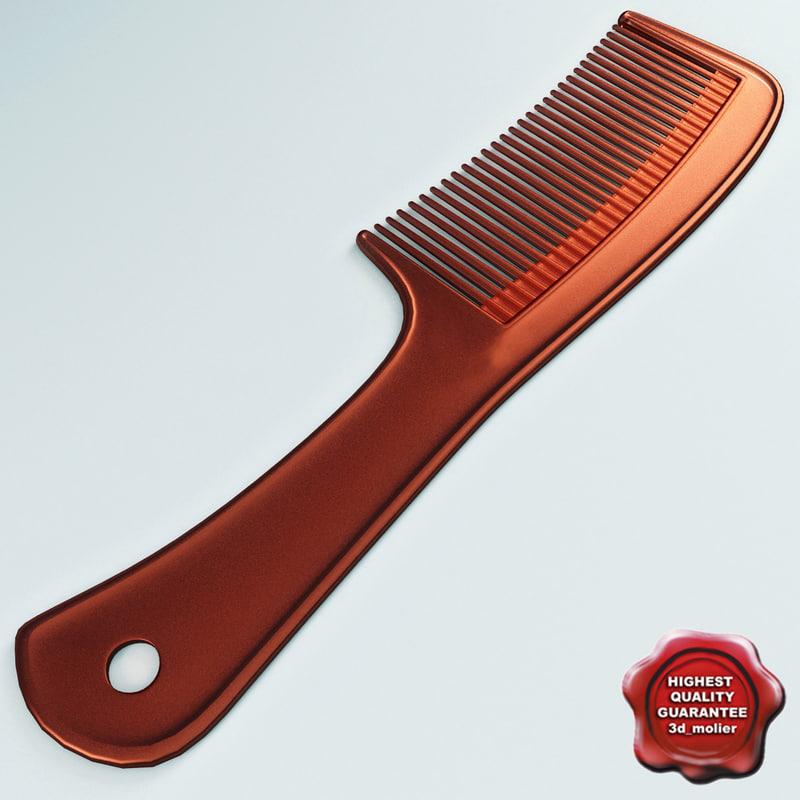 comb v4 3d model