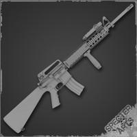 M16a4 MWS Base