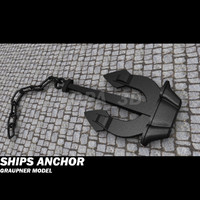 anchor graupner boats 3d model