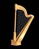 Clasical Harp