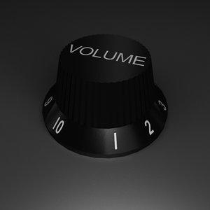 free c4d mode tone volume knobs