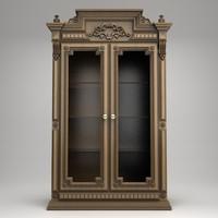 cabinet display 3d model