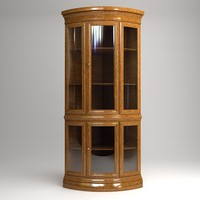 Display Case Cabinet Vitrine