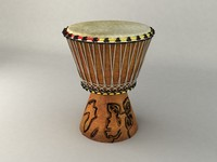 African drum (Derbuka)