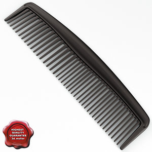 comb v2 3d model