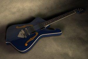 paul ibanez pgm600jb guitar 3d model