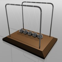 desktop cradle 3d model