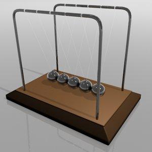 desktop cradle 3d model