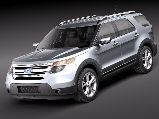 Ford suv models list