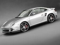 porsche 911 997 turbo 3d model