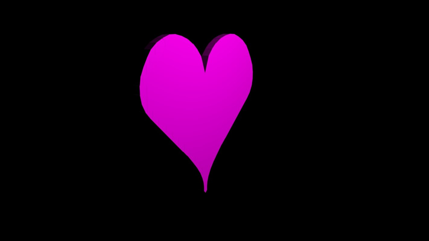 free c4d mode heart