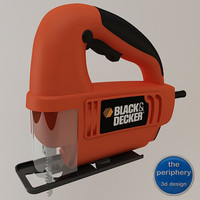 Black&Decker Handle JigSaw