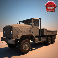 M923 A1 Cargo Truck V5