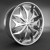maya alloy wheel