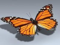 wings 3d model