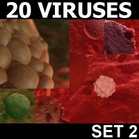 20 Viruses Set 2 HD
