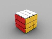 free max model rubik cube