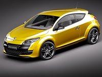 Renault Megane RS 2011