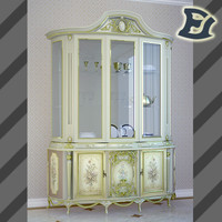china cabinet 3ds