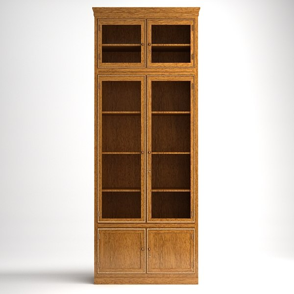 maya display cabinet