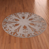 cutout carpet 3d model