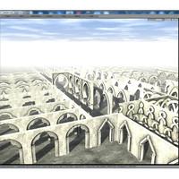 Arch Mesh Tiles Kit