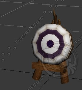 max archery target