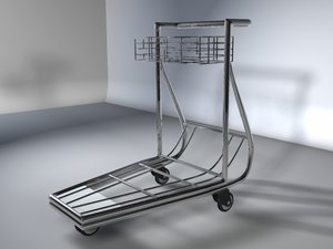 3ds cart passenger