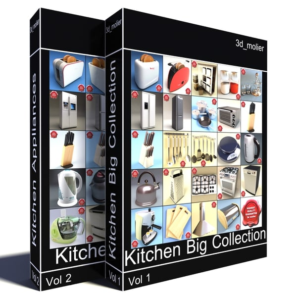 3ds kitchen big v3