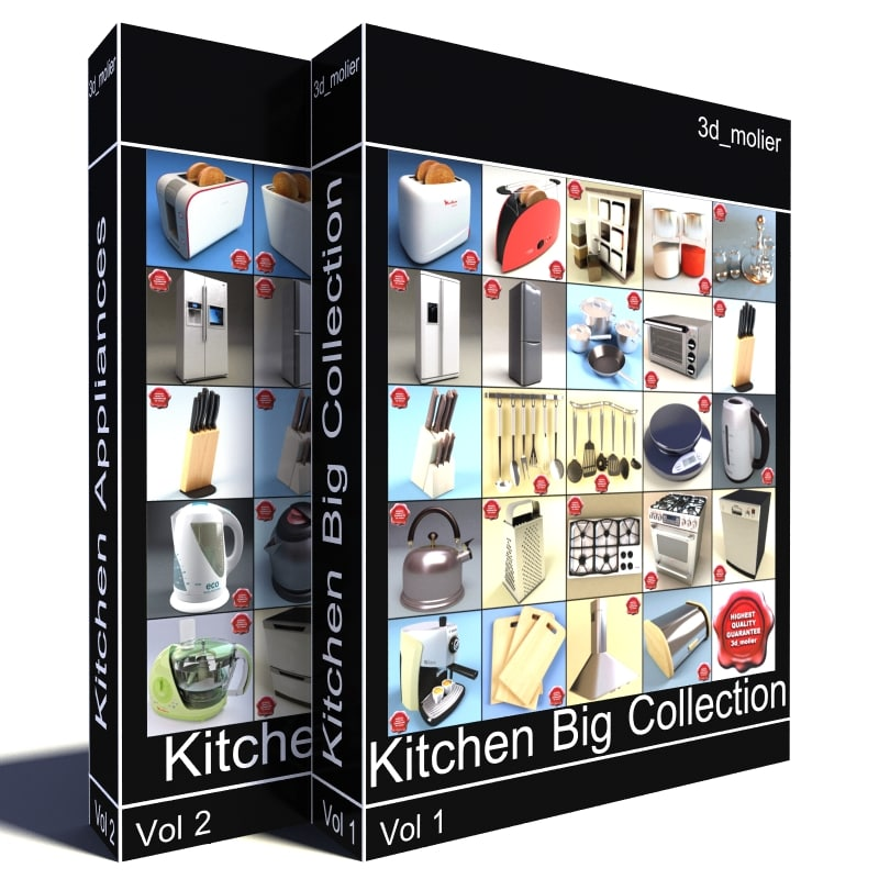 3ds kitchen big v3