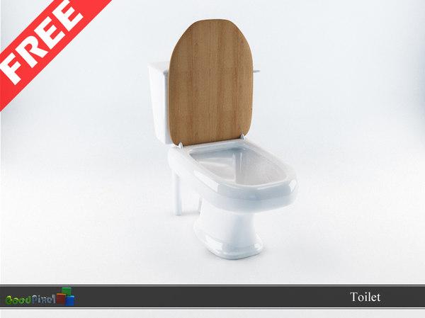 toilete max free