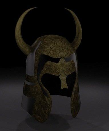 viking helmet max free