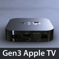 Gen3 Apple TV