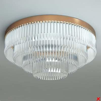 chandelier 3ds