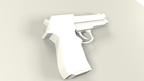 m9 gun m 3ds free