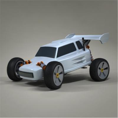 3d remote toy car model
